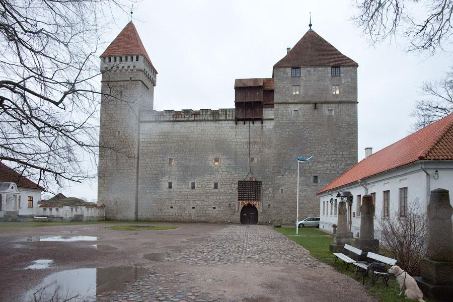 Курессаарский епископский замок