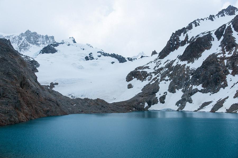 Laguna de Lost Tres