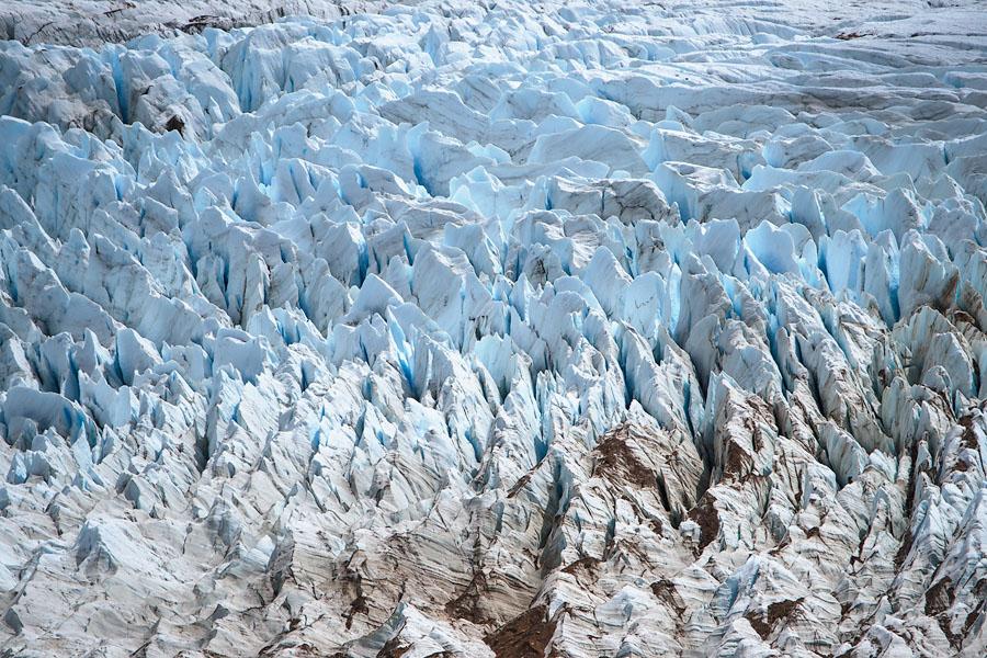 Ледник на Сьерро Торре