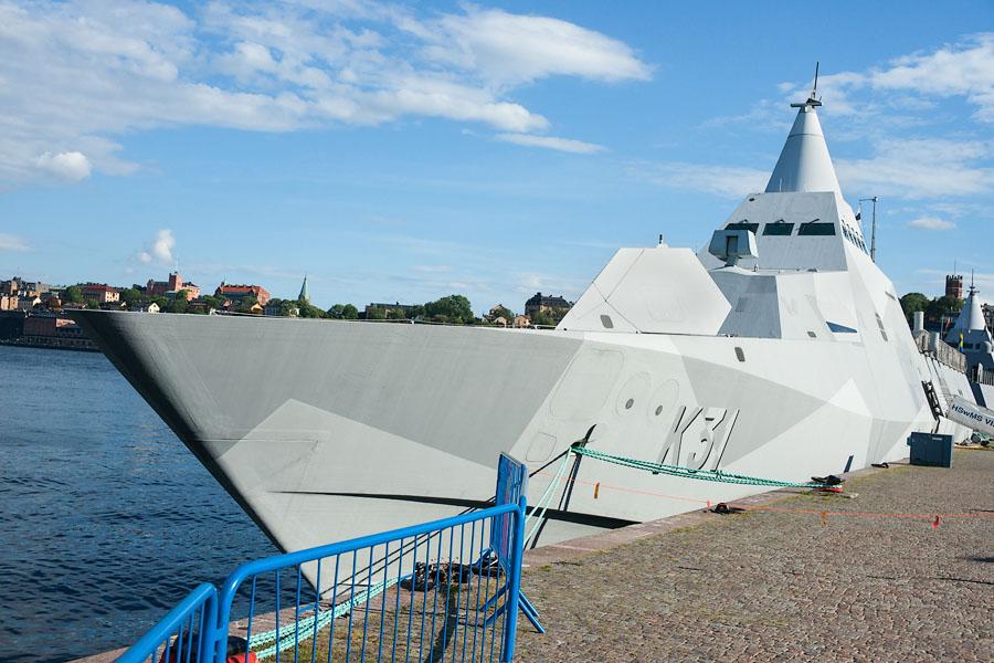 Корвет Visby