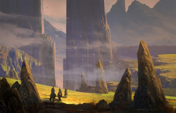 landscape_with_hats_by_raphael_lacoste-d82nagx