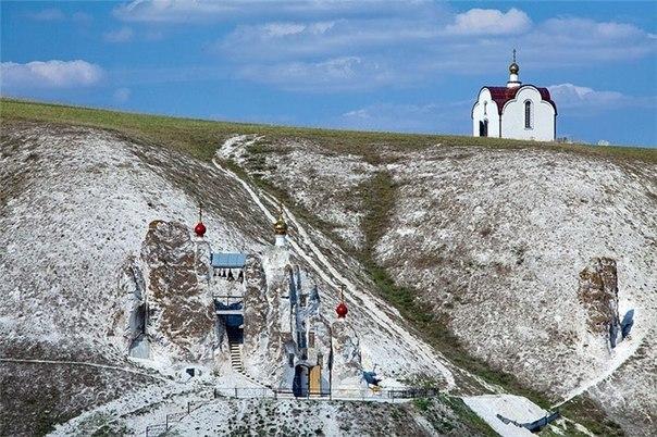 Дивногорье в Воронежской области