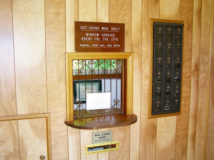 smallest mailing office silver lake wv