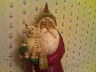 Ho Ho Ho!  Meowy Christmas!