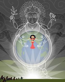 Sita Goddess