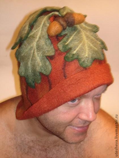 чему видеть валяные шапки для бани больным снится