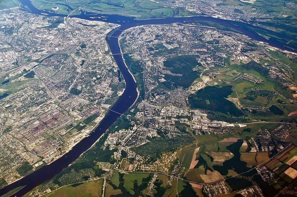 How does it look like from 11km altitude