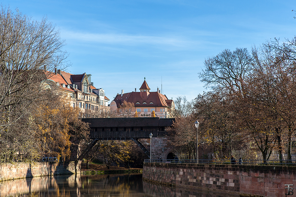 Single lauf an der pegnitz