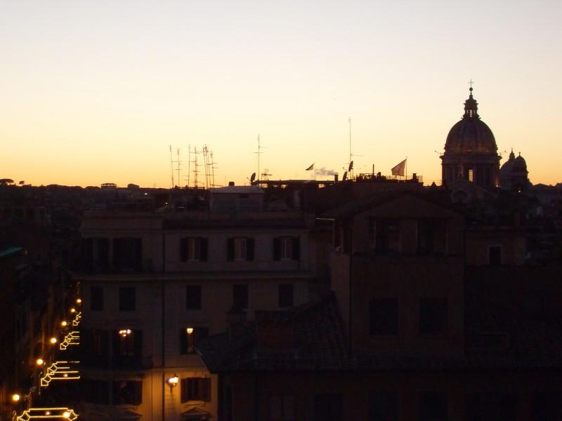 Buona notte di Roma