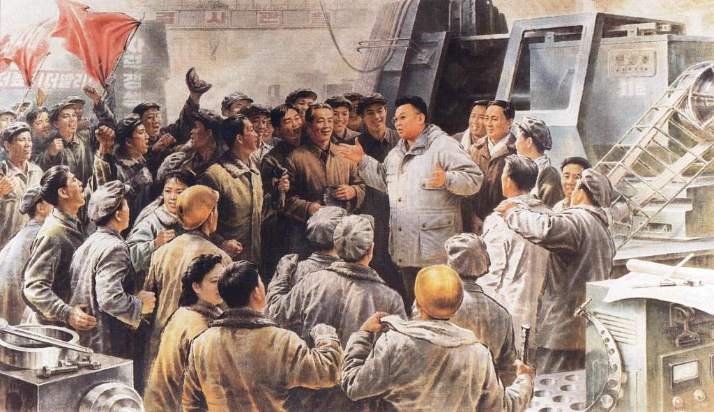 Ким Чен Ир (1942 – 2011) – вечный Председатель Государственного Комитета Обороны КНДР