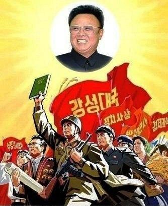Да здравствуют идеи Кимчениризма!