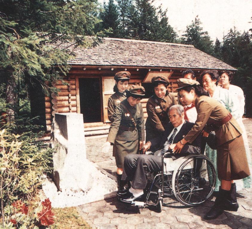 Патриот Ли Сен Хо возвратился назад в КНДР