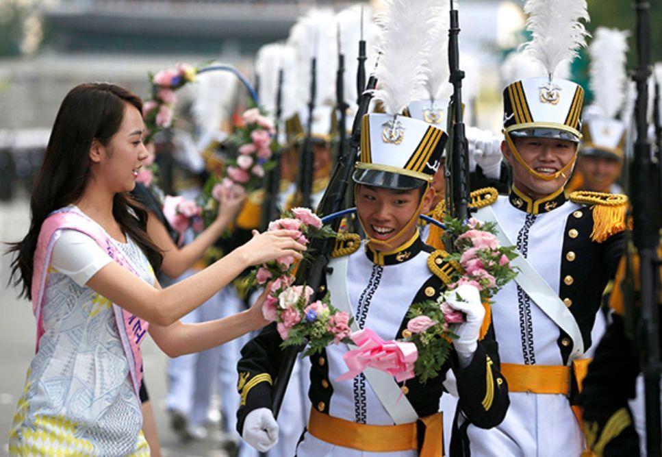 Марионеточная армия Южной Кореи насквозь пропитана низкопоклонством и полностью лишена сонгунских идей