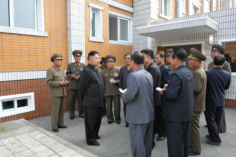 Ускоряя строительство социалистического цивилизованного государства, открыть новый период бурного расцвета цивилизации в XXI веку – таков план лидера КНДР Ким Чен Ына.