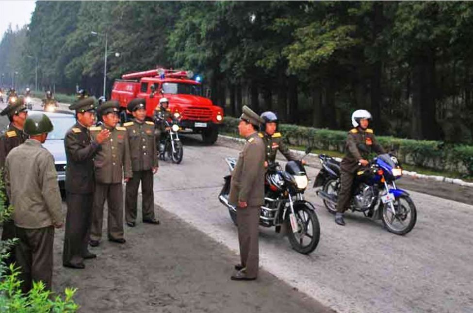 Уездный орган народной безопасности держит в курсе все опасные места и последовательно принимает меры для безопасности
