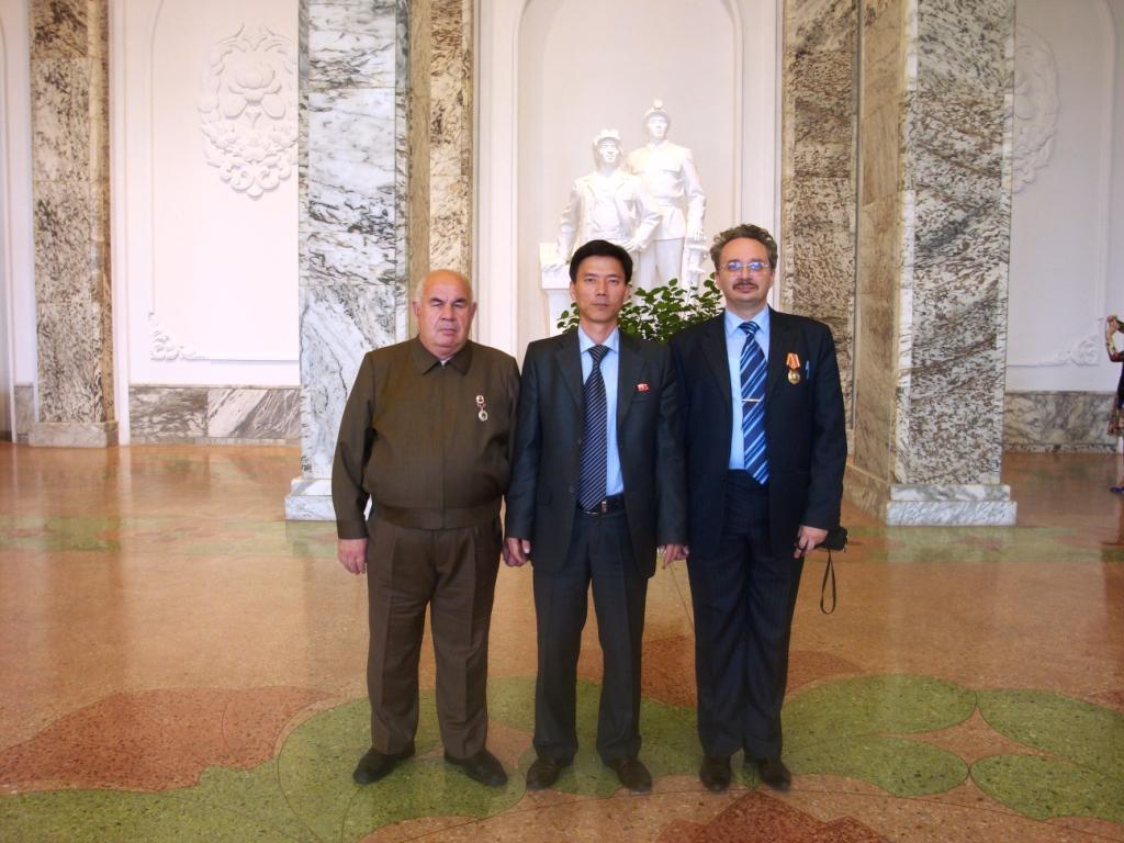 Незабываемые дни в Пхеньяне