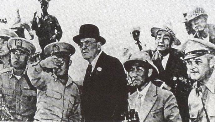 Так, 25 июня 1950 года, в 4 часа рассвета, под подстрекательством США южнокорейская армия начала внезапное вооруженное нападение на Северную Корею по всей линии у 38-й параллели