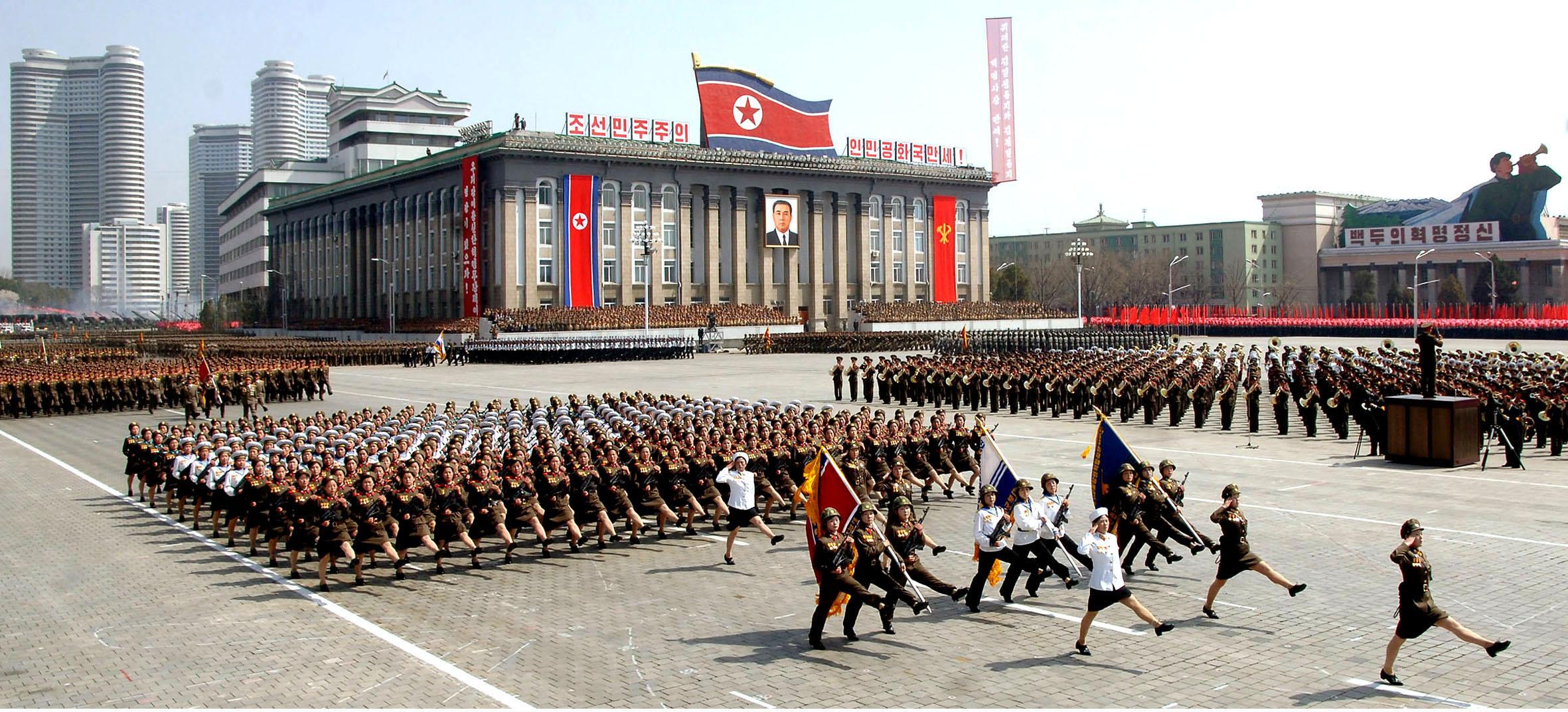 65-летняя история Кореи по пути сонгуна и социализма