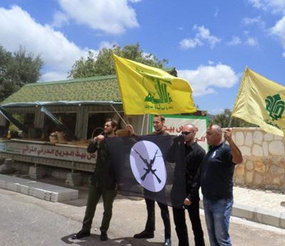 Польская фаланга с Хезболлой