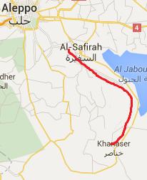 дорога на Алеппо