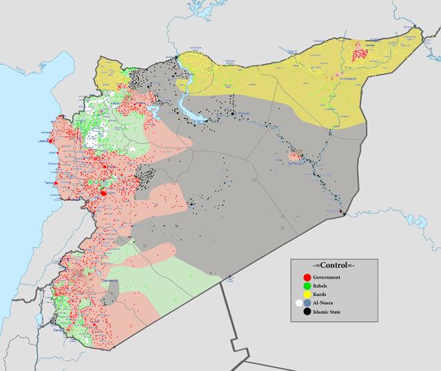 сирия 13 марта 2016 года