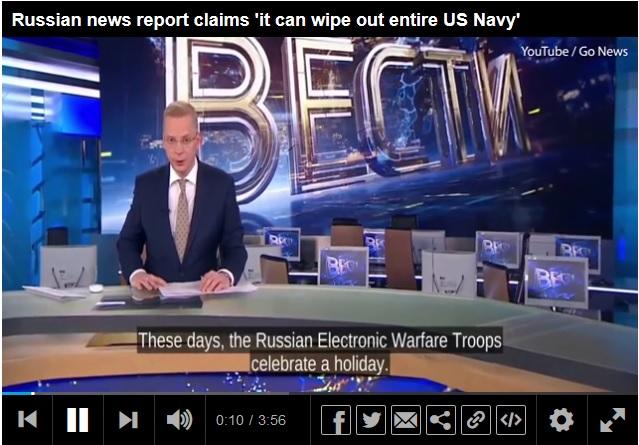 """О том как в """"Russia Today (RT)"""" варят лапшу, которую вешают на уши доверчивым лохам."""