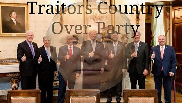 республиканцы партия предателей