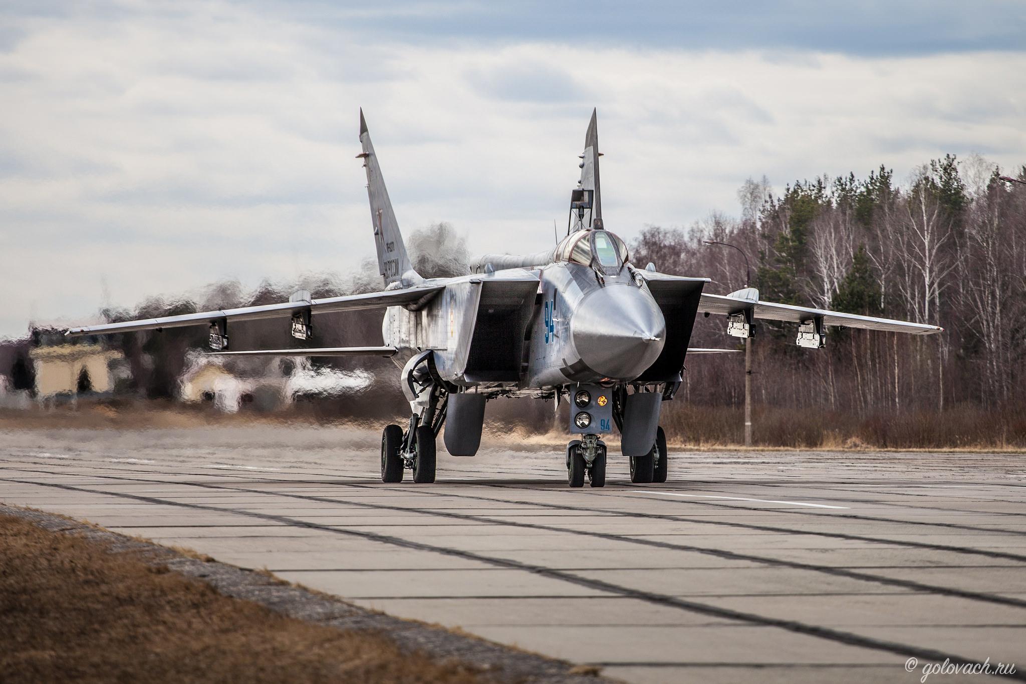 МиГ-31БМ. Теперь и у нас!