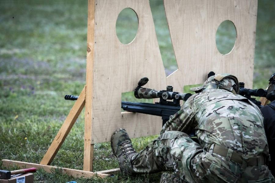 Снайперский чемпионат в Венгрии
