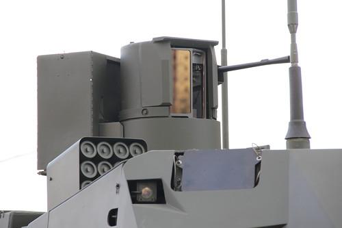 Панорамный прицел танка Армата