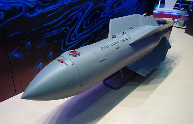 Forças Aeroespaciais da Federação Russa receberão nova bomba guiada PBK-500U Drel