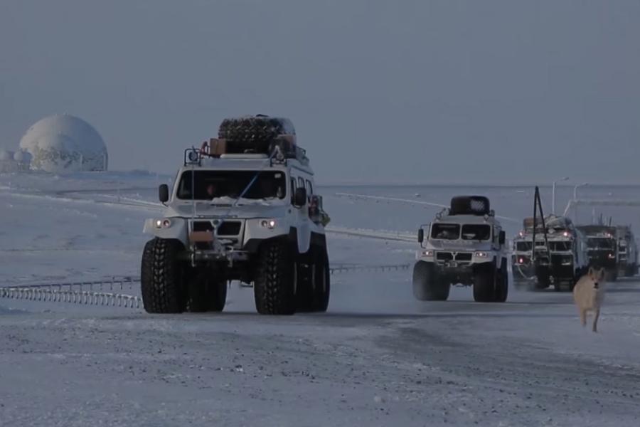 Армия в Арктике