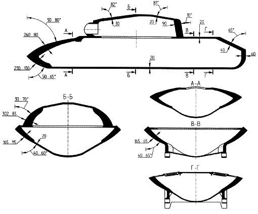 Примерная схема бронирования