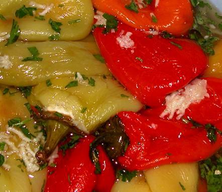 Перцы маринованные целиком рецепт с фото