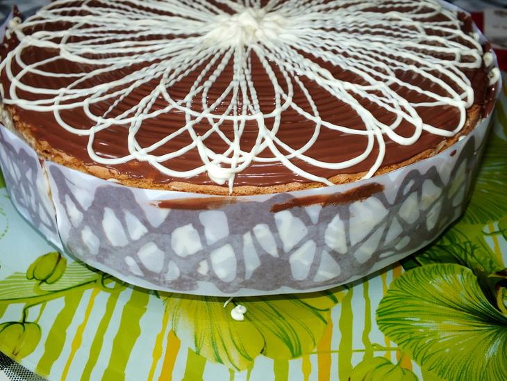 Фото прикраси тортов