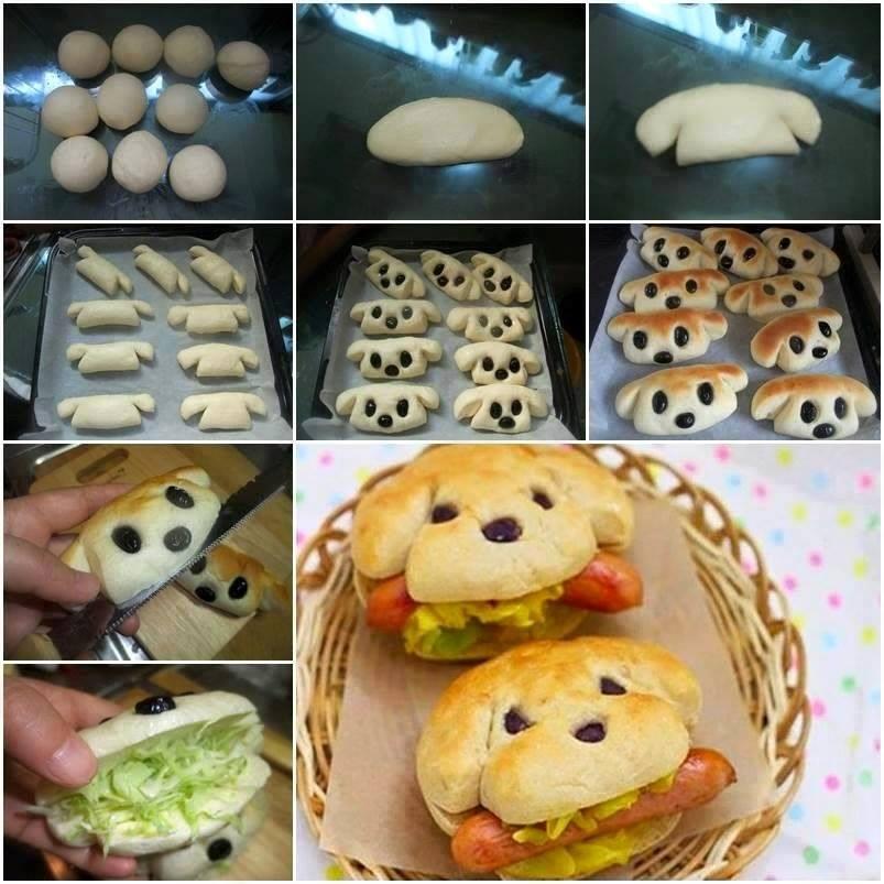 Приготовить пирожные для детей