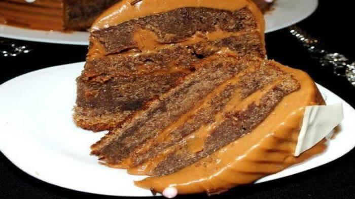 Рецепт бисквитного куха