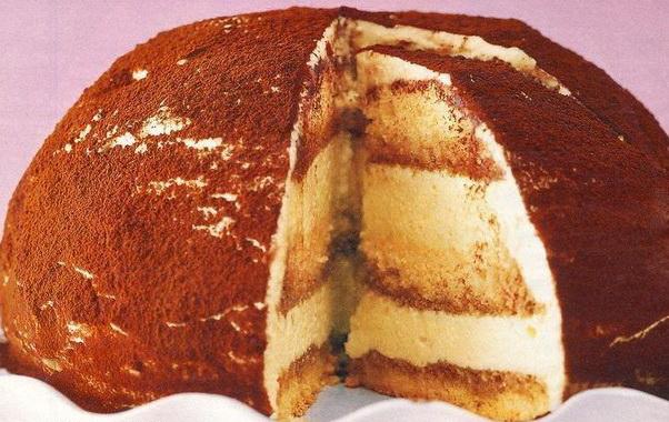 Пирожное тирамису рецепт с фото