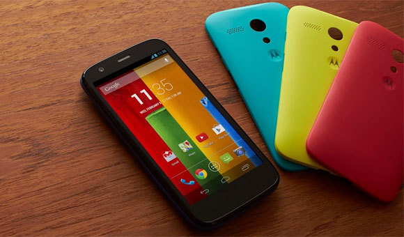 Motorola Moto G dual-SIM