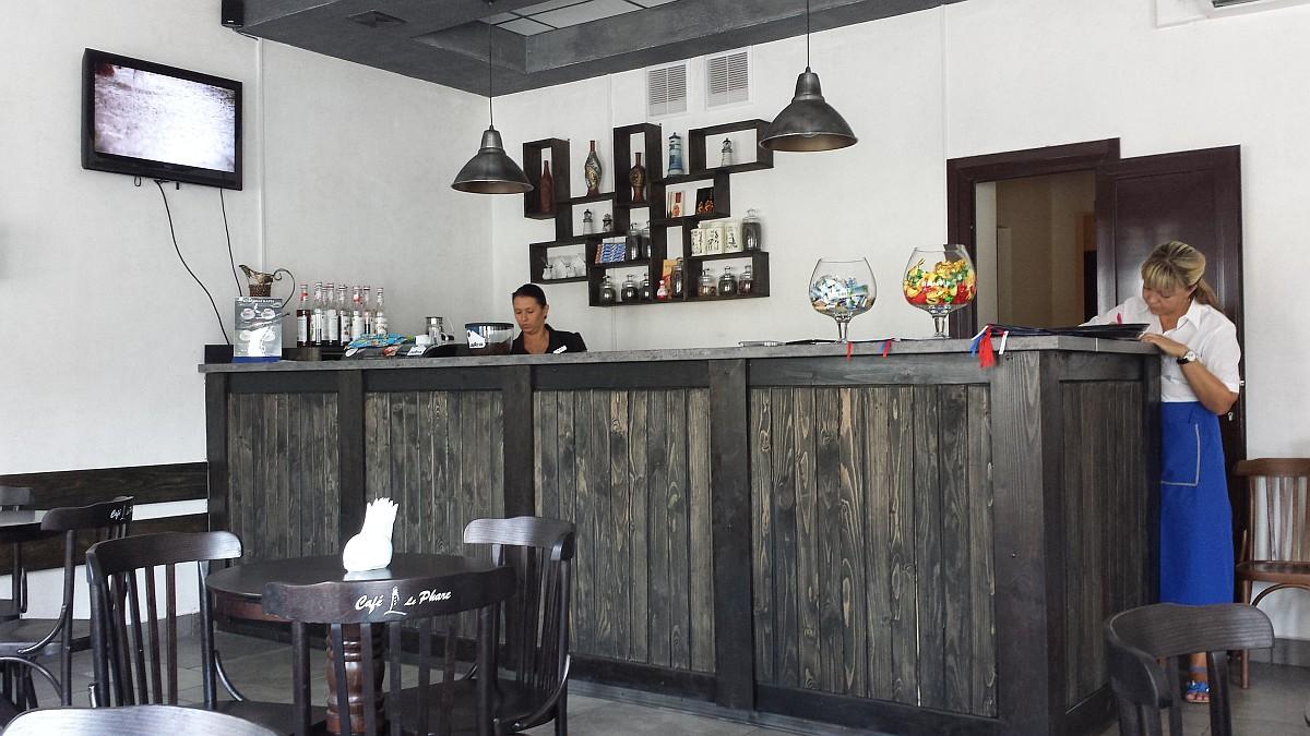 Кофейня LePhare в Бресте