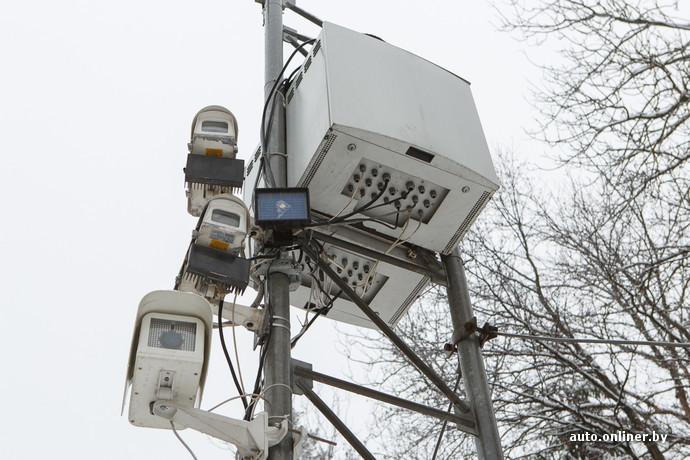 Как штрафуют россиян в Беларуси за превышение скорости 4647e1992655f0cab56d081d54a09063