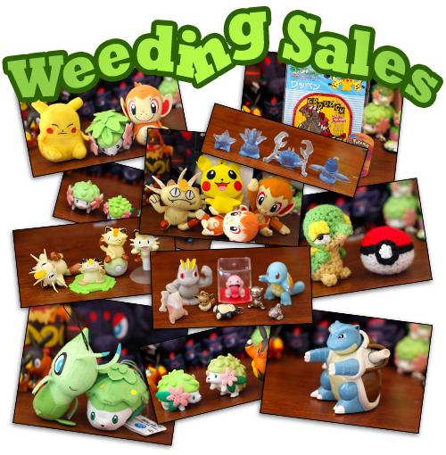 weedingsales