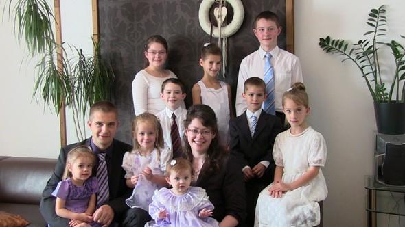 Немецкая семья сбежала в Сибирь