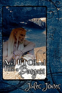And if I offered thee a bargain cover art - gay romance novel