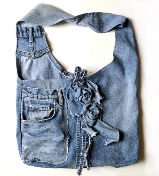 джинс сумка