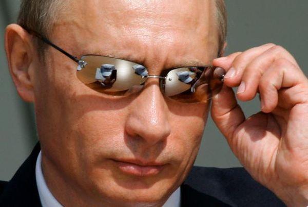 Таинственный Путин