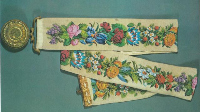 старинная вышивка - Самое