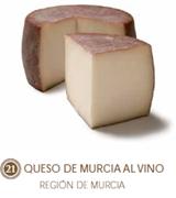 21- queso de murcia al vino