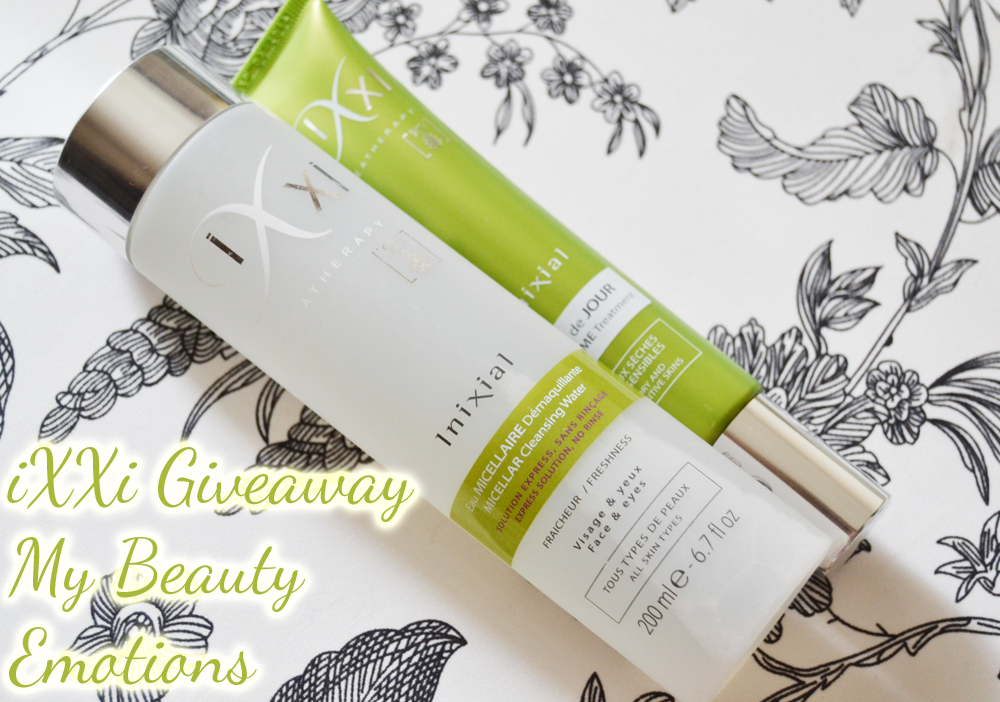 ixxi giveaway my beauty emotions