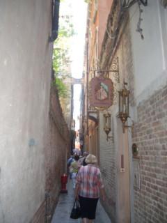 Улицы Венеции
